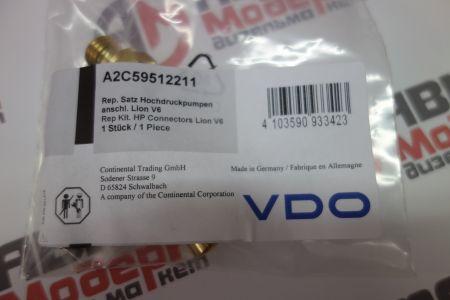 Set connectors Lion V6 VDO A2C59512211