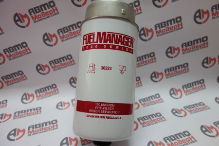 FUEL MANAGER FM1000 FILTER ELEMENT 150/8  MICRON RATING   36223