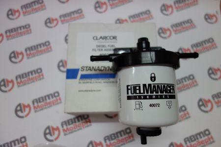 Filter assembly 40074 FM1