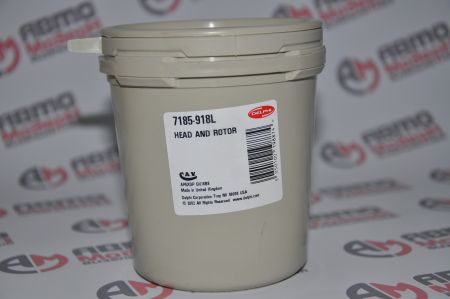 HEAD AND ROTOR M/VALVE 7185-918L