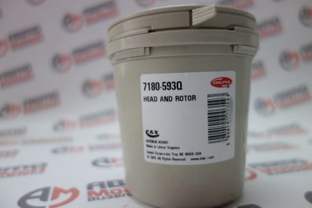 HEAD AND ROTOR 7180-593Q