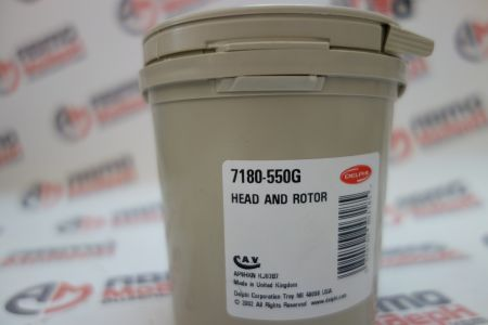 HEAD AND ROTOR 7180-550G