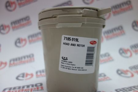 HEAD AND ROTOR M/VALVE TP ROTOR 7185-919L