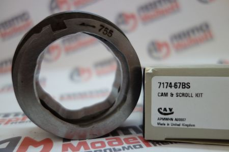 CAM RING AND SCROLL PLATE KIT 7174-67BS