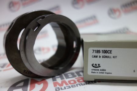 CAM RING AND SCROLL PLATE KIT 7189-100CE