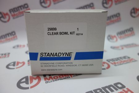 FUEL MANAGER FM100 CLEAR BOWL KIT 29899 (not marin)